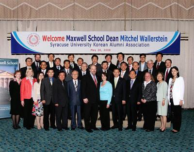 Korean Alumni Phoptograph
